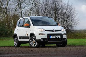Fiat Panda 4×4 Antarctica special edition available now