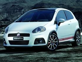Fiat Grande Punto Abarth to debut at Geneva
