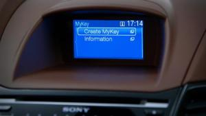 New Ford MyKey system enables parents to set top speed