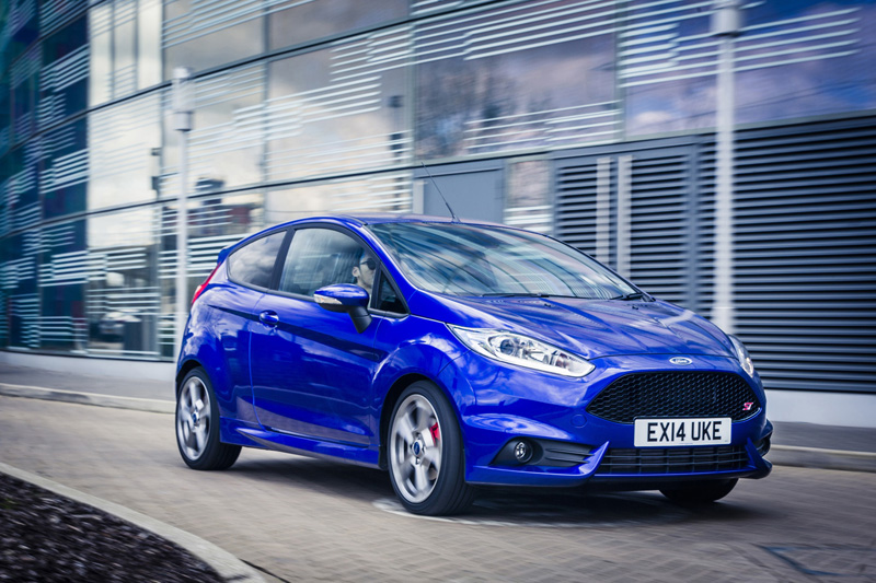 ST3 model joins Ford Fiesta ST range