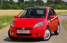 Fiat Grande Punto range revised