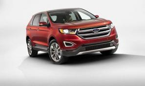 Ford Edge coming to Europe in 2015