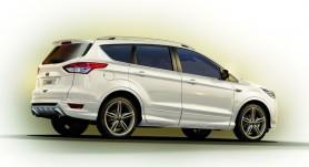 Ford Kuga Titanium X Sport