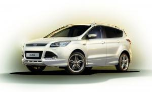 Ford introduces Kuga Titanium X Sport