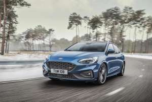 2019 Ford Focus ST revealed