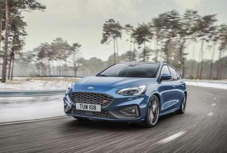 2019 Ford Focus ST revealed