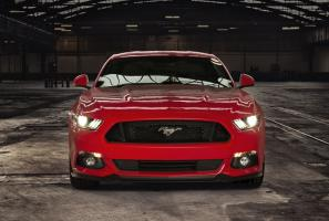 New Ford Mustang performance figures released
