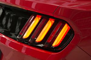 Ford Mustang European tail-lights