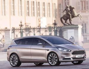 Ford S-Max Vignale Concept unveiled