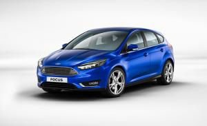 2015 Ford Focus revealed