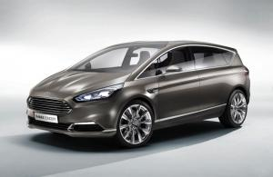 Ford S-MAX Concept reveals potential look for new model