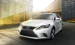 Facelifted Lexus CT 200h to debut at Guangzhou Motor Show