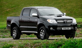 Toyota Hilux High Power gets boost to 194bhp