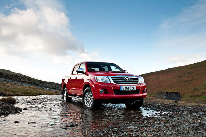 Toyota Hilux review | TestDriven