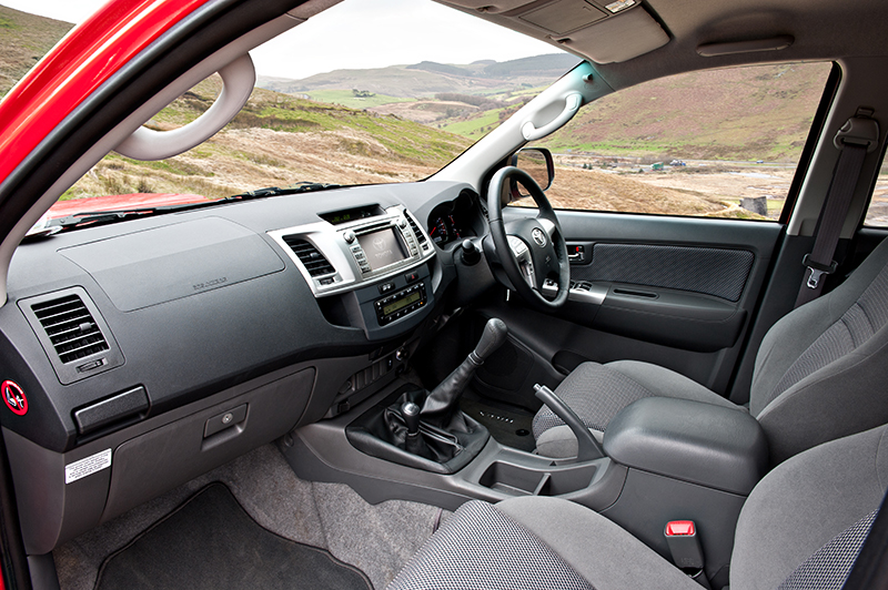 Toyota Hilux review   TestDriven