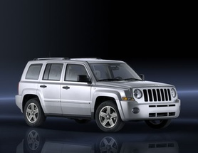Jeep Patriot coming to the UK this summer