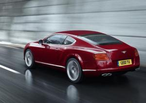 New Bentley Continental GT and GTC V8 models unveiled