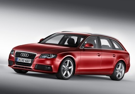 New 2008 Audi A4 Avant on sale from March 3rd