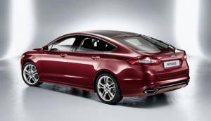 2013 Ford Mondeo unveiled, will receive 1.0-litre EcoBoost petrol engine