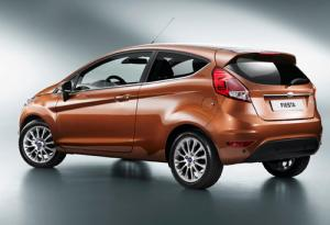New 2013 Ford Fiesta unveiled