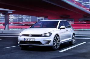 Plug-in hybrid VW Golf GTE unveiled
