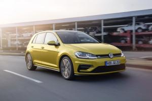 New 2017 VW Golf unveiled