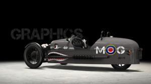 The new Morgan 3 Wheeler