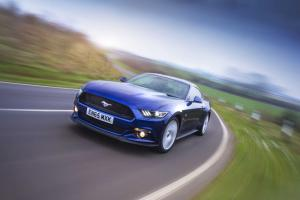 Ford Mustang Review UK