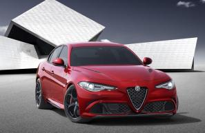New Alfa Romeo Giulia revealed