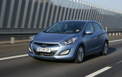 New Hyundai i30 range to be priced from £14,495