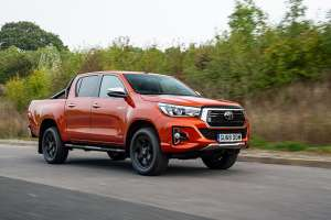 Toyota Hilux Invincible X Review