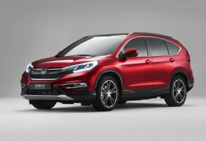 Honda CR-V gets new look, new diesel engine, nine speed auto