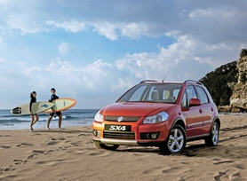 Suzuki SX4 prices announced