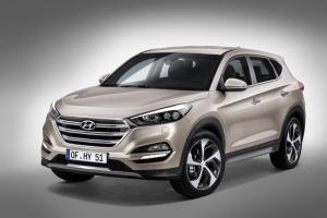 New Hyundai Tucson revealed