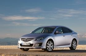Mazda6 MZR-CD 2.2-litre turbo diesel