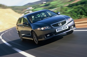 Honda Accord Tourer 2.4 Type-S