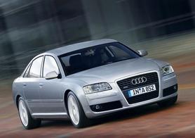 Audi launches 4.2-litre V8 TDI A8