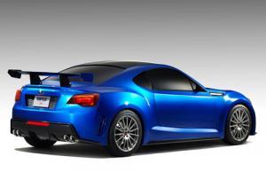 Subaru BRZ concept to premiere at LA Auto Show