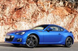 Subaru BRZ prices to range from £24,995 to £27,995