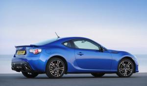 Subaru BRZ prices to range from £24,995 to £27,995