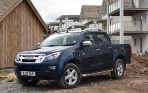 Isuzu D-Max pick-up available with Vision Pack later this month
