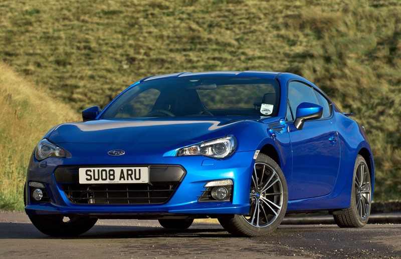 Subaru BRZ supply increased, Pro-R upgrades coming soon