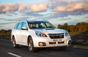 Subaru Outback revised for 2014, now with diesel auto option