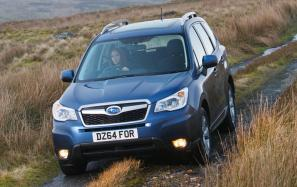 Subaru Forester gains diesel Lineartronic auto option