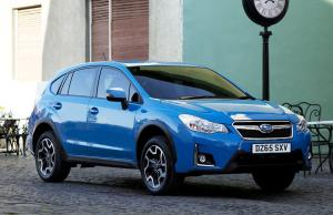 Subaru XV upgraded for 2016