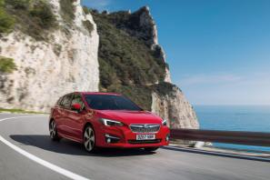 New Subaru Impreza makes its European debut