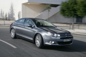New Citroen C5 prices and specifications announced