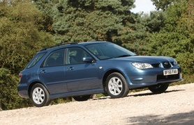 Subaru Impreza 1.5R Sports Wagon