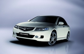 Honda Accord Sport GT and Accord SE
