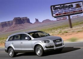 Order books open for Audi Q7
